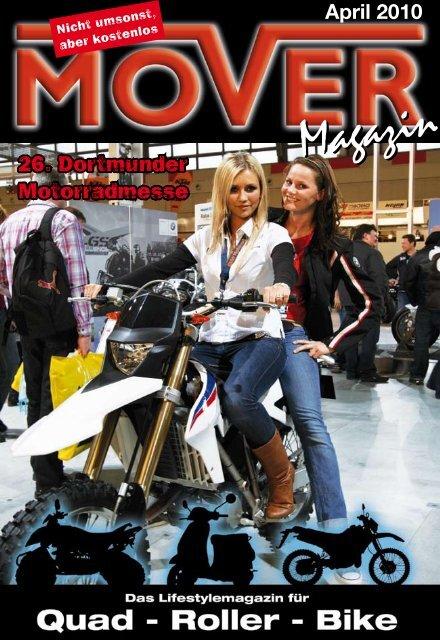 26. Dortmunder Motorradmesse -  Mover Magazin