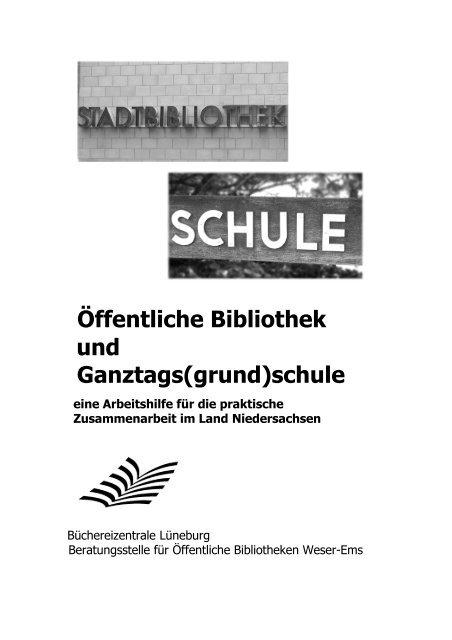 Öffentliche Bibliothek und Ganztags(grund)schule