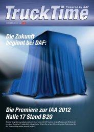 Magazin zum Download (4,10 MB) - bei DAF Magdeburg