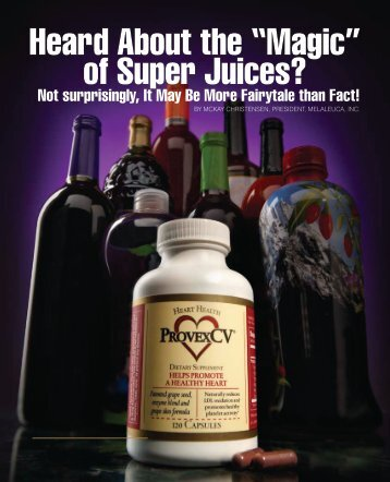Of Super Juices? - Hands On The Soul Home