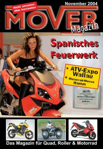 November – Dezember Quad - Mover Magazin