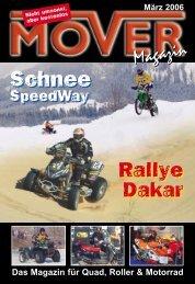 Schnee Schnee - Mover Magazin