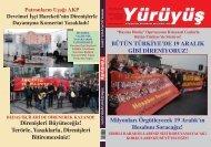 19 ARALIK'IN HESABINI SORACAĞIZ! - Yürüyüş