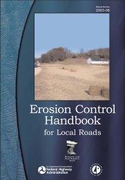 Final Erosion Control Book.qxd - Minnesota Local Road Research ...