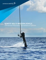 Remote Multi-Mission Vehicle Unmanned ... - Lockheed Martin