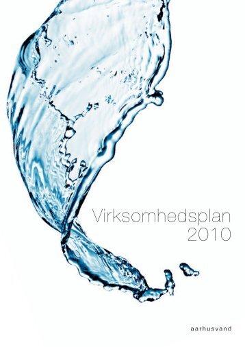 Virksomhedsplan 2010 - Aarhus Vand