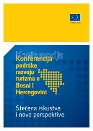 Konferencija podrške razvoju turizma u Bosni i Hercegovini