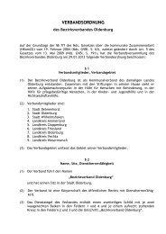 Aktuelle Verbandsordnung-Stand Maerz 2013 - Bezirksverband ...