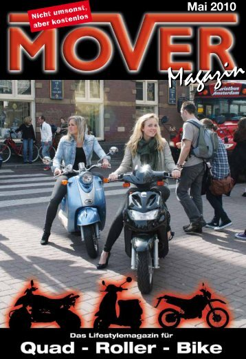 Mover-Magazin - Mai 10