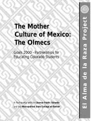 The Mother Culture of Mexico: The Olmecs - Outreach World