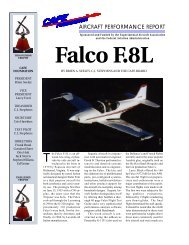 Falco F.8L - CAFE Foundation