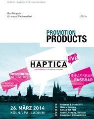 26. März 2014 - WA Werbeartikel Verlag GmbH
