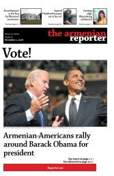 National, International, Armenia, and Community News and Opinion