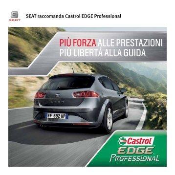 Raccomandazioni per la tua SEAT - SEAT Italia