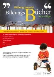 Sprachkultur und Literacy - Stadt Freiburg im Breisgau