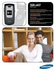 SGH-a437 - Samsung