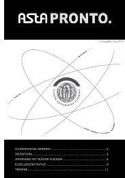 3. Ausgabe - AStA der Europa-Universität Viadrina