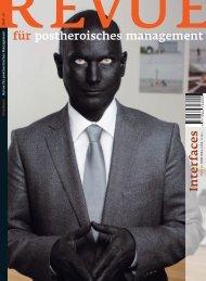 postheroisches management - Revue