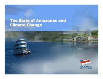 State of Amazonas - Governors' Climate and Forests Task Force