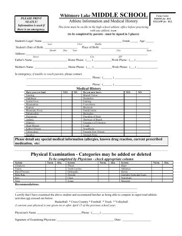 Khsaa Form Ge04 Part 1, P