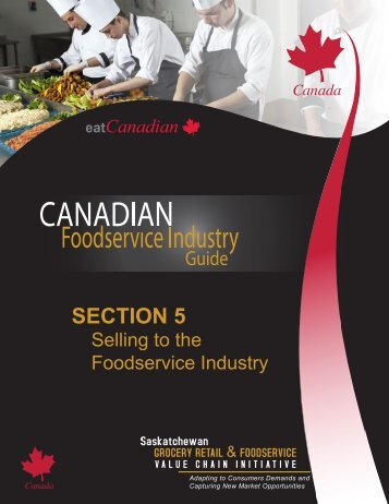 SECTION 5 - Saskatchewan Grocery Retail and Foodservice Value ...