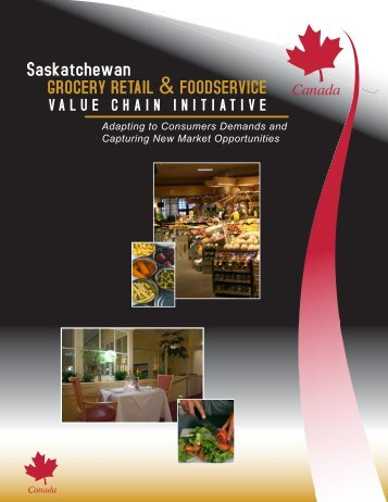 What Is The Value - Saskatchewan Grocery Retail and Foodservice ...