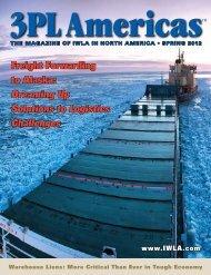 3PL Americas — Spring 2012 - Iwla.com
