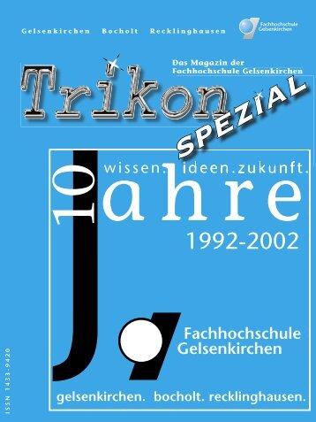 Ausgabe 3/2002 - Spezial 10 Jahre - TRIKON