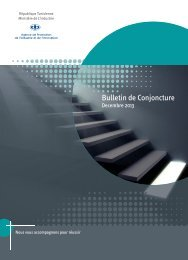 Bulletin de conjoncture - Tunisie industrie