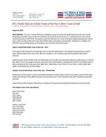 full listing of men's teams - ETSUBucs.com