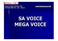 mega voice