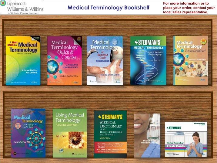 medical terminology report