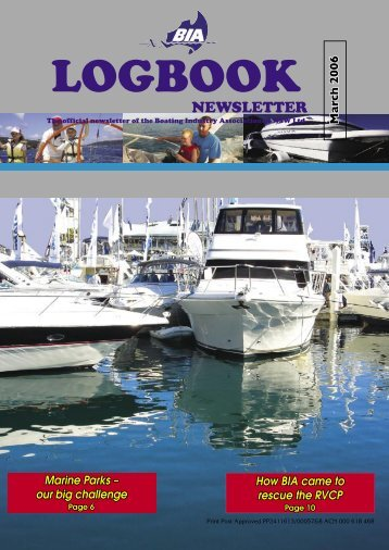 March 2006 - Boating Industry Association of NSW