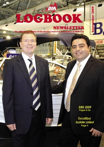 September 2009 - Boating Industry Association of NSW