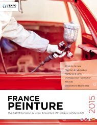 GUIDE FRANCE PEINTURE 2015