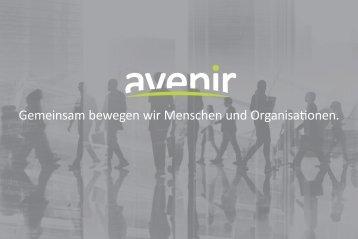 Gemeinsam bewegen wir Menschen und Organisationen.