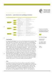Kurzbeschreibung_P152_Best Practice - Entwerfen und ...