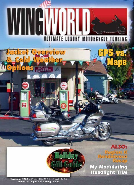 To View Pdf File Of Current Issue Wing World Magazine Archives