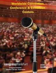 Worldwide Convention, Conference & Exhibition ... - micePLACES