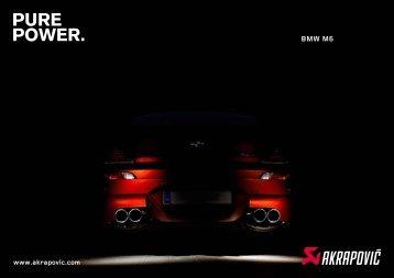 BMW M6 - Auto-Stieger