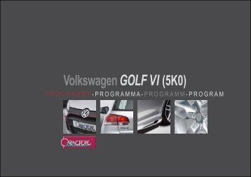 flyer golf vi - Jec Import SA
