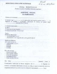 "MINISTERUL EDUCATIEI NATIONALE Q; ,7 ""f ""gave/.fasa"