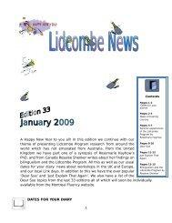 January 2009 – Lidcombe News Edition 33rd - Montreal Fluency