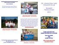 Summer Camp Tri-fold -11 - St. Johns Golf & Country Club