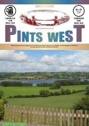 Pints West 83, Autumn 2009 - Bristol & District CAMRA