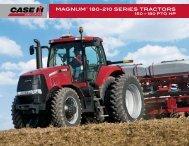 MAGNUM™ 180-210 SERIES TRACTORS - Centre Agricole.ca