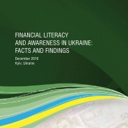 FINANCIAL LITERACY AND AWARENESS IN UKRAINE ... - FINREP