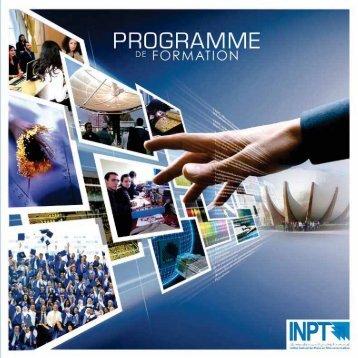 Programme de formation - ANRT