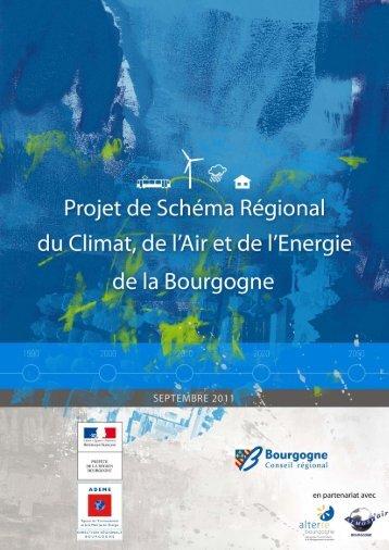 Projet de SRCAE soumis a consultation - DREAL Bourgogne