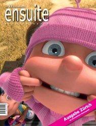Ausgabe Zürich - Ensuite